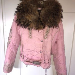 Special edition Bogner ski coat